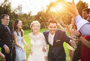 There Is No Shortage of Wedding Event Ideas